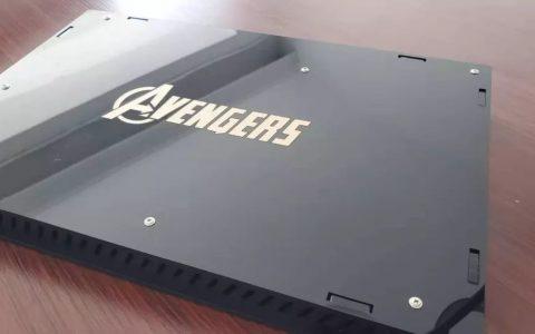五年老游戏本改装台式机,满血复活~战神K650D笔记改装