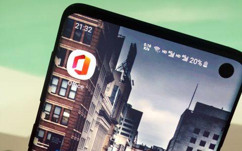 微软手机版Office三件套终于完成合体,你还会用WPS吗?
