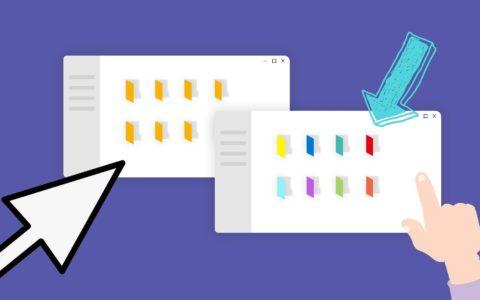 文件图标修改美化器—Folder Painter